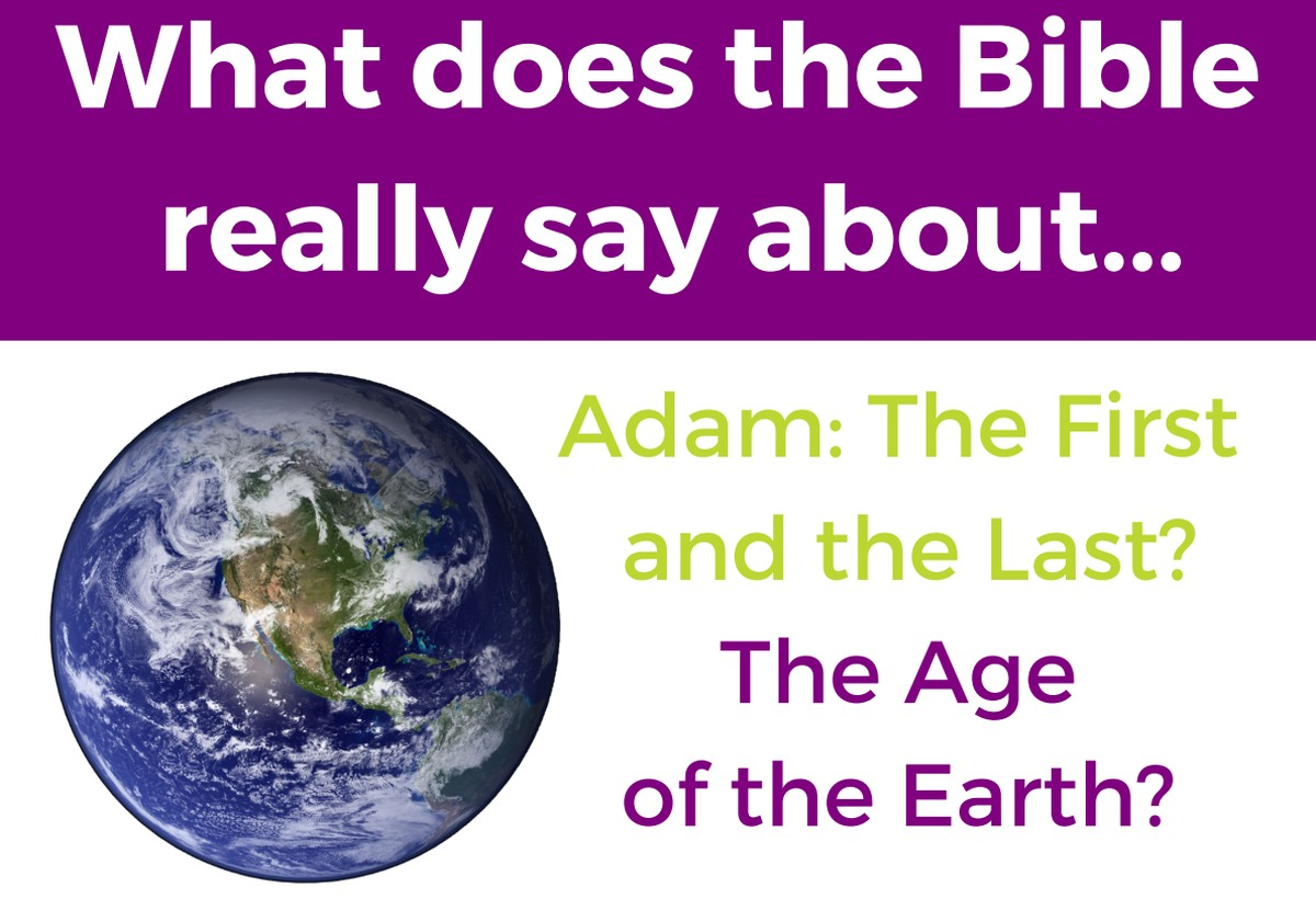 What Does the Bible Really Say...